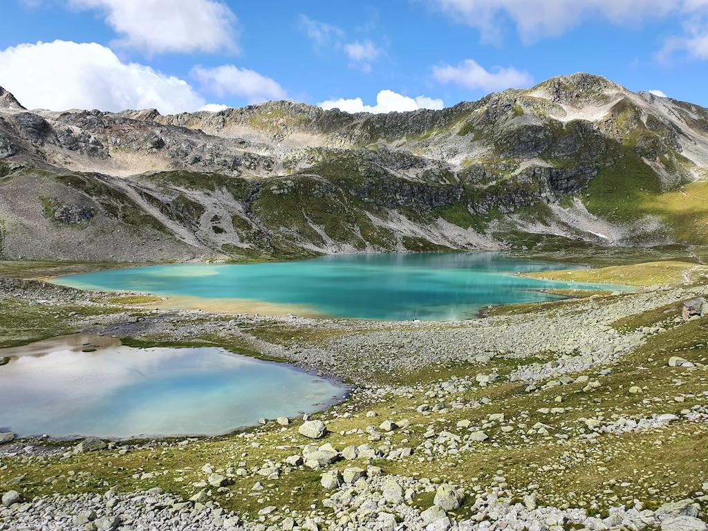 Die Jöriseen: spektakuläre Bergseen in Graubünden