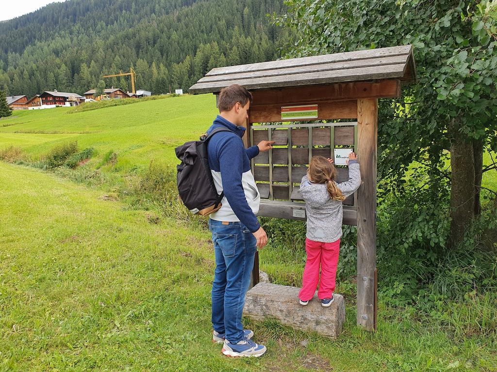 Als Familie unterwegs in Davos